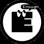 Enough_logo